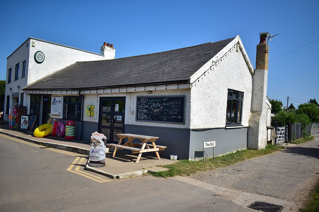 Anderby Creek Cafe