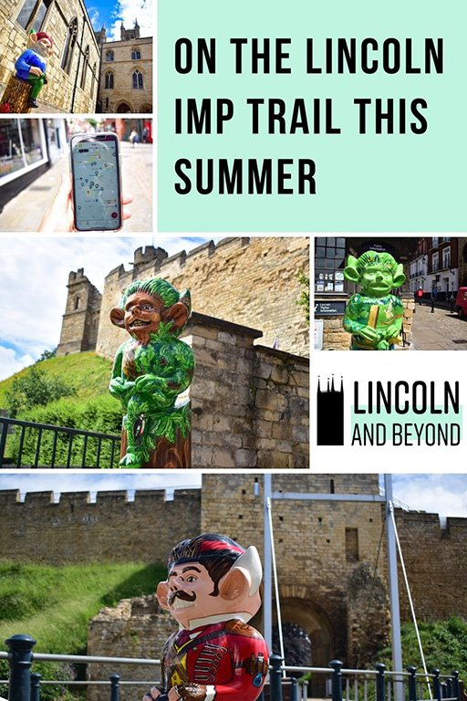 The Lincoln Imp Trail is back on the city's streets throughout summer 2021. Here's how you can find the colourful sculptures. #lincoln #lincolnimp #lincolnimps