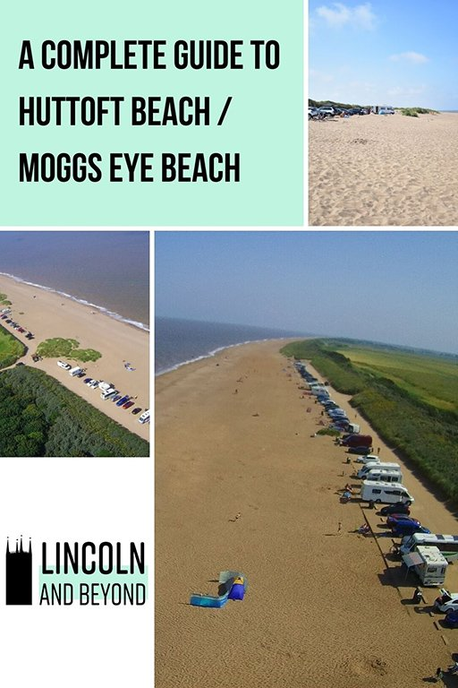 Huttoft Beach, also known as Moggs Eye Beach, is a hidden gem of the Lincolnshire coast. Our guide explains all you need to know. #huttoft #moggseye #lincolnshire #lincolnshirebeaches