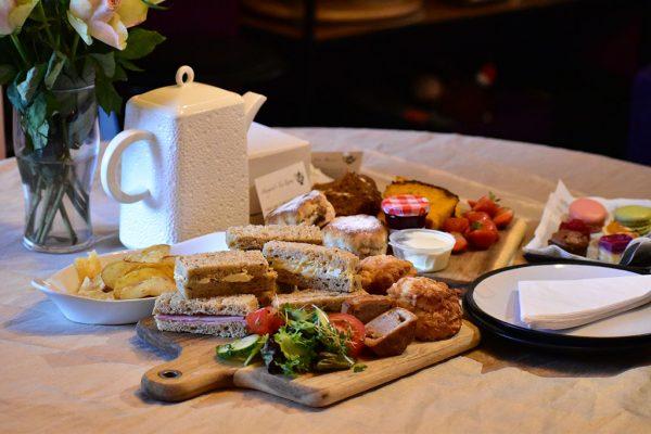 Margarets Tea Rooms afternoon tea