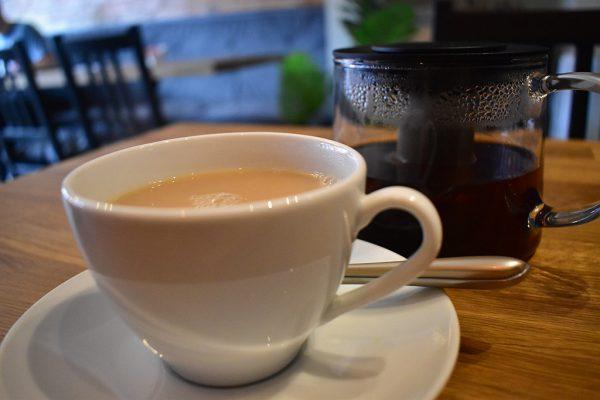 T Lounge Lincoln gold medal blend tea
