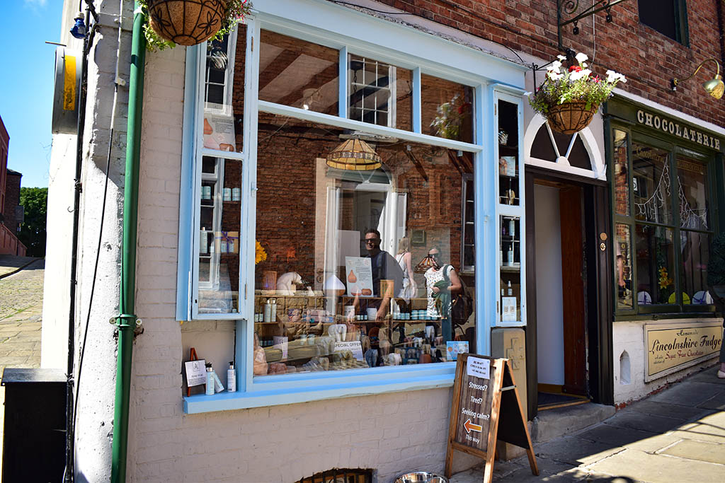 Ashby Aromatherapy and Gifts Lincoln