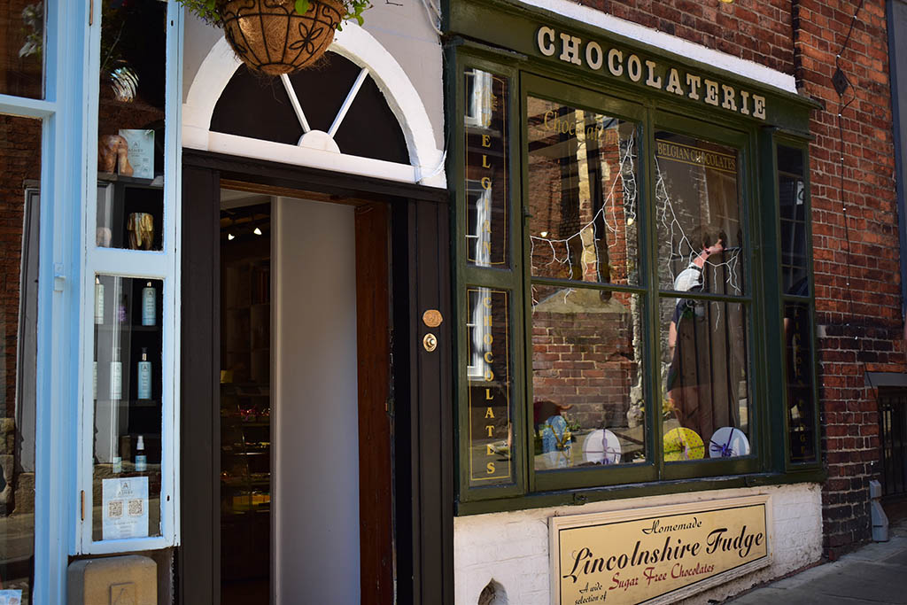 Chocolaterie Lincoln