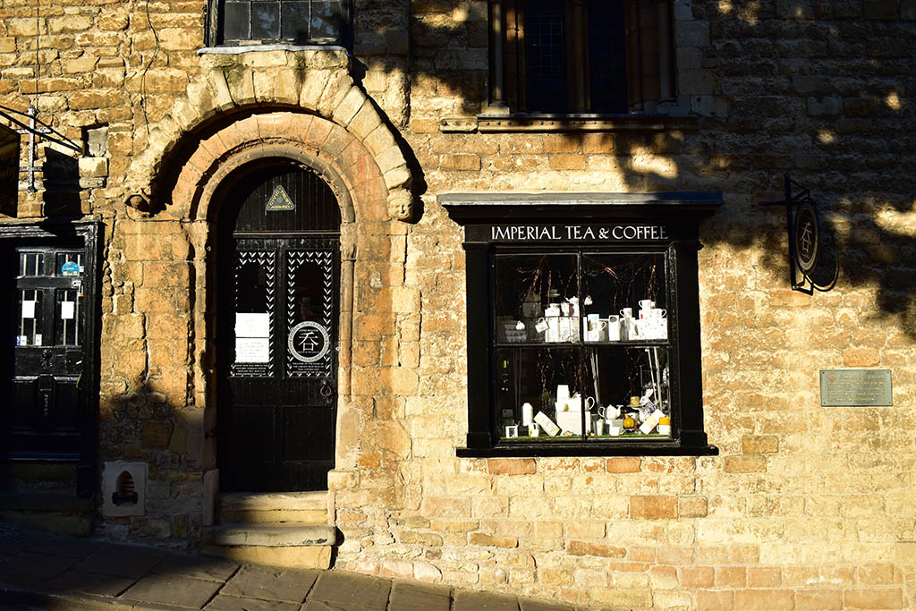 Imperial Tea and Coffee Steep Hill Lincoln