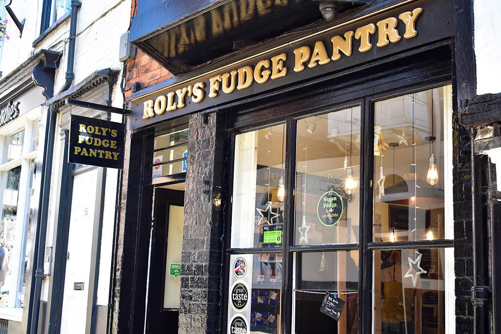 Rolys Fudge Pantry