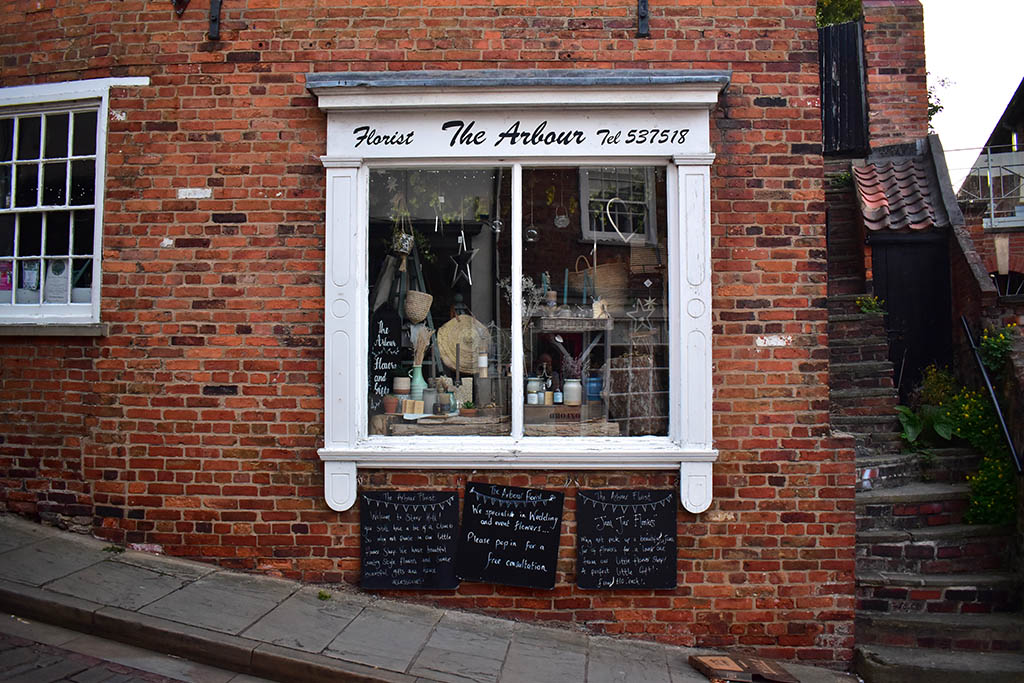 The Arbour Florist Steep Hill Lincoln