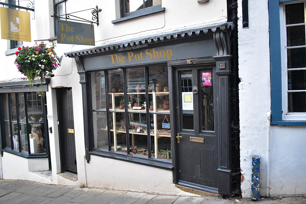The Pot Shop Steep Hill Lincoln