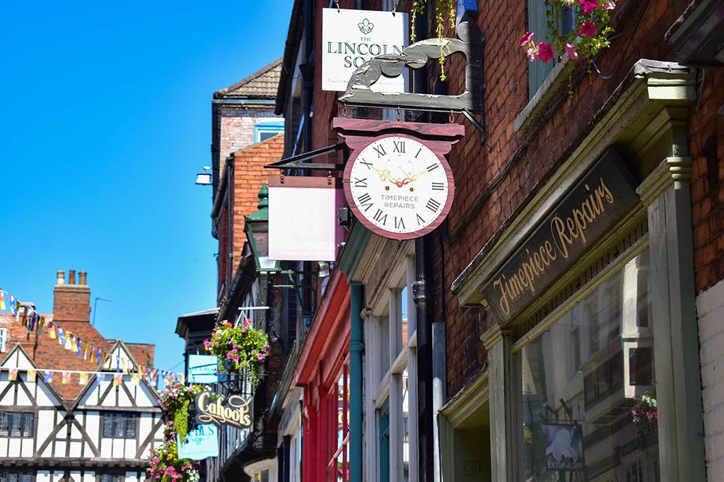 Timepiece Repairs Lincoln